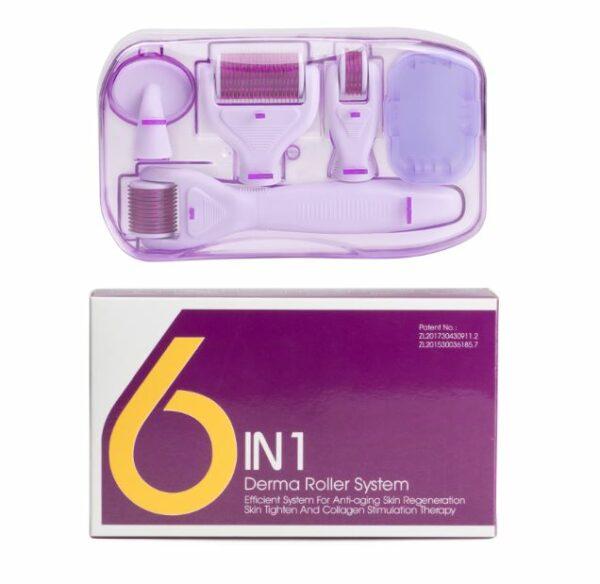 derma roller 6 w 1